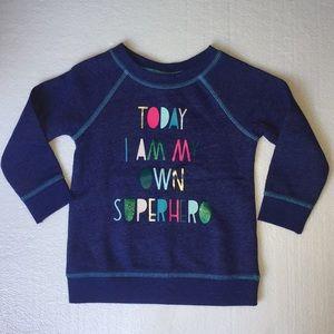 Cat & Jack Girls Sweater NWOT
